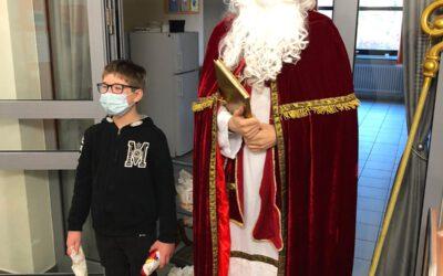 Nikolausbesuch in Zeiten der Pandemie