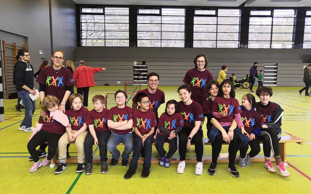 Das große Special Olympics Sport- und Spielefest
